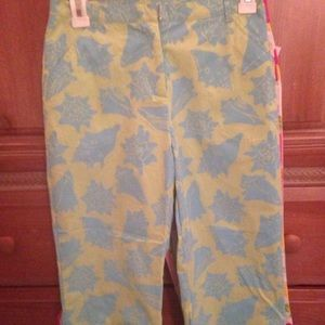 Lilly Pulitzer for Girls Seashell Capris